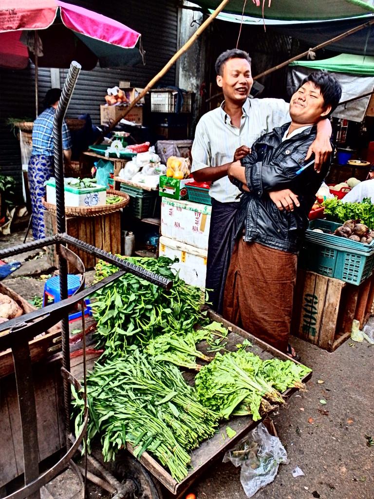 tourist attractions in yangon myanmar