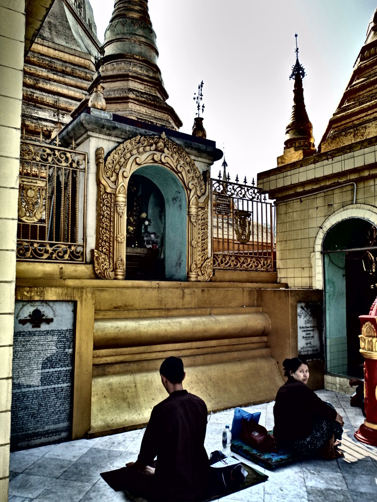 Sule Pagoda, Yangon, Burma places to visit in Burma best cities in southeast asia where to see burmese culture