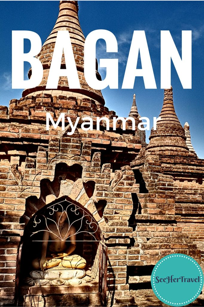 What to do in Bagan? Bagan is full of temples, stupas, and buddhas. Seeing it by bike, hot air balloon, and boat is a must for every traveller to Myanmar.