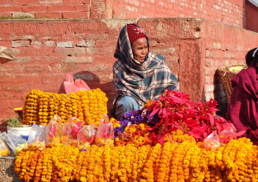 Offerings for Sale in Kathmandu Durbar is nepal safe for solo women travellers what to see in kathmandu best cities to visit in nepal when is the best time to go to nepal
