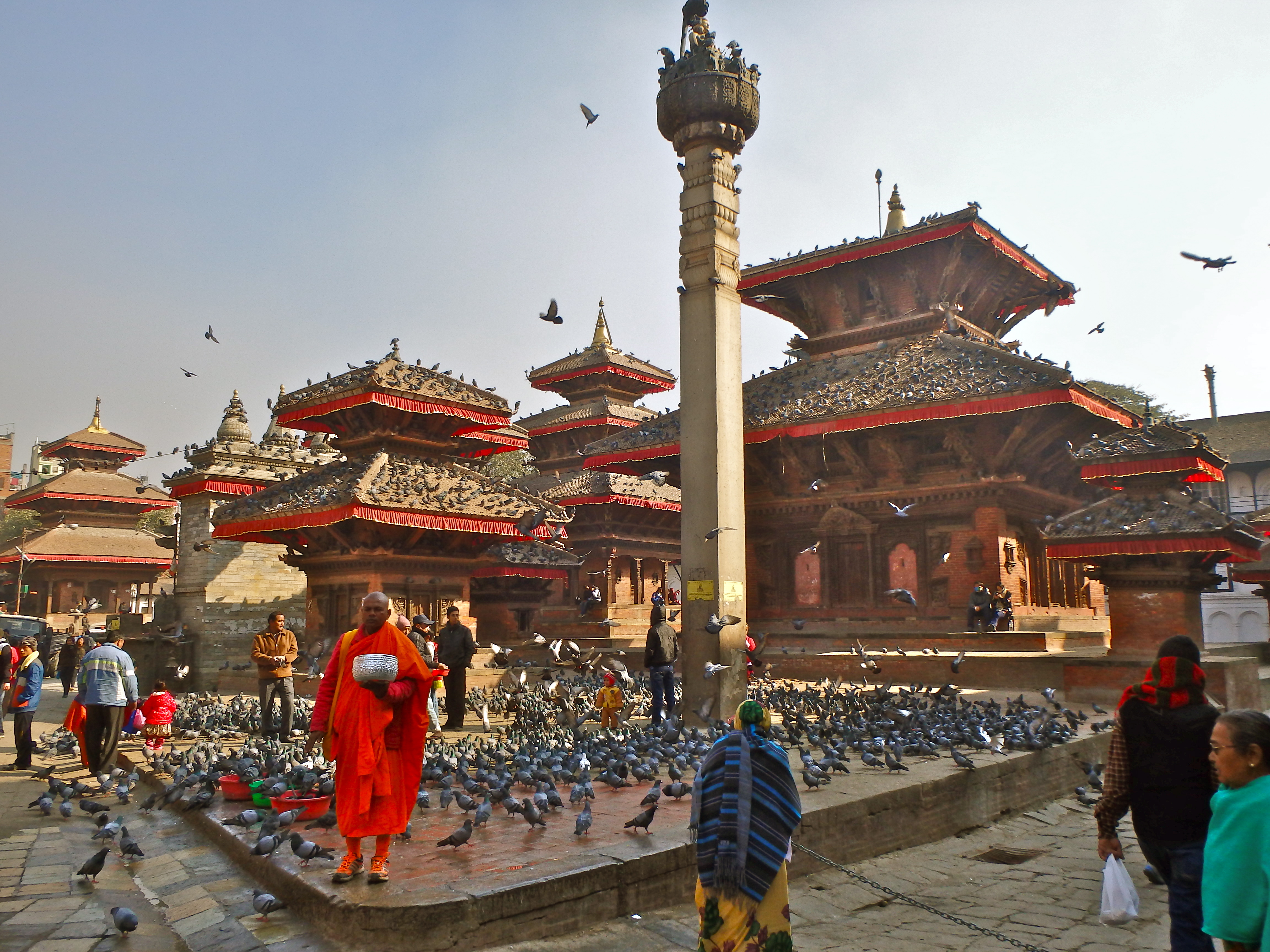 introduction to kathmandu durbar square Kathmandu is the capital of nepal and the largest city in the country it has a rich, nearly 2000 years old, history durbar square translates into english as court square the durbar square of kathmandu is located in the old city and is home to over 50 temples check out some of the most popular.