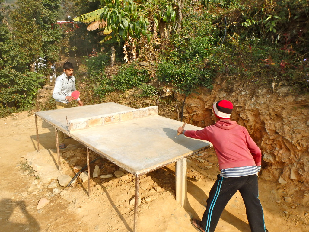 Pingpong in Pokhara, Nepal activities in pokhara nepal where to visit in pokhara best activities in pokhaha nepal