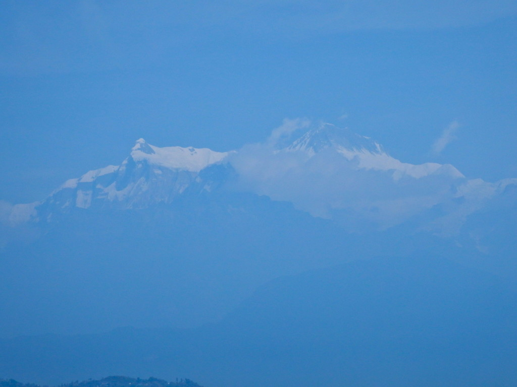 Annapurna Range from Pokhara, Nepal things to see in nepal best activities in pokhara nepal for solo females budget travel in nepal travel blog