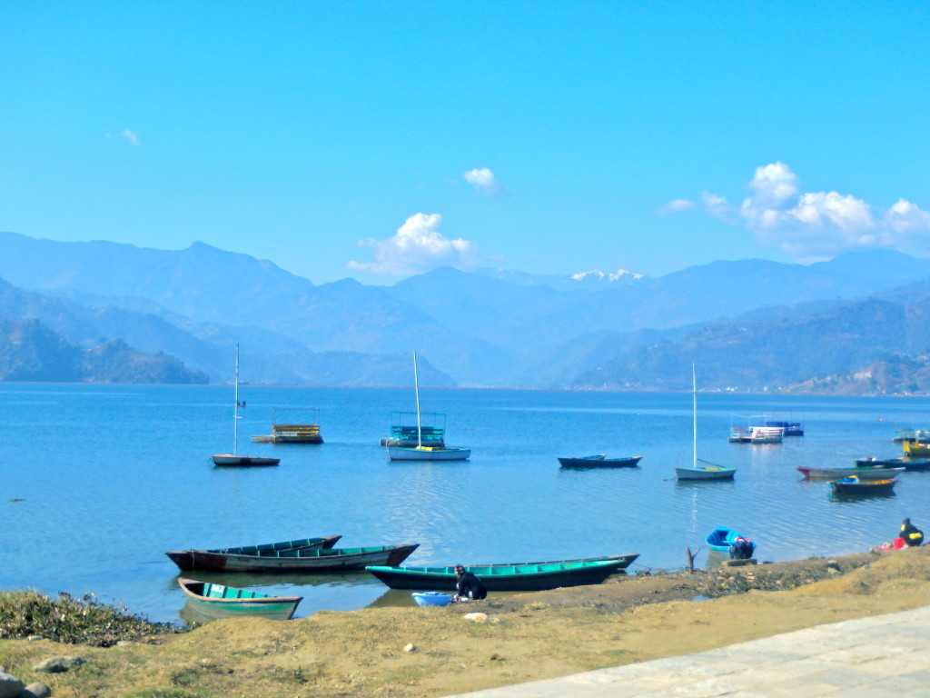 Phewa Tal, Pokhara, Nepal things to do in pokhara best activities in pokhara for solo female travellers is pokhara safe for women?