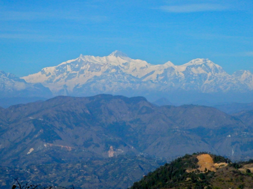 best places to see the Himalayas in nepal hiking in Tansen Nepal where to travel in nepal things to see in nepal