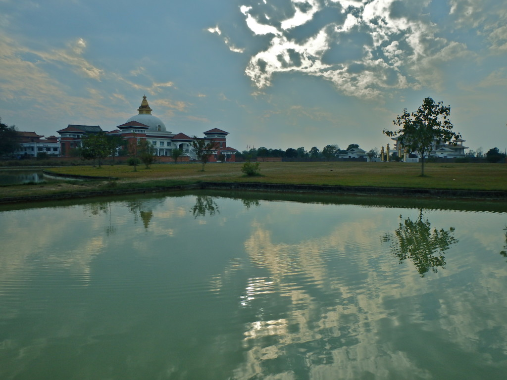 travel blog about lumbini nepal where to explore in lumbini nepal best towns to visit in nepal