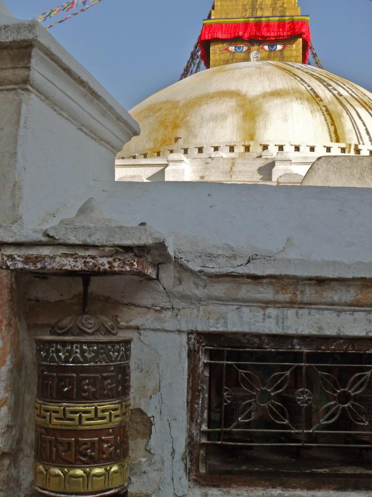 day trip to Boudha, Kathmandu, Nepal visiting boudha in kathmandu most important site for tibetan buddhism