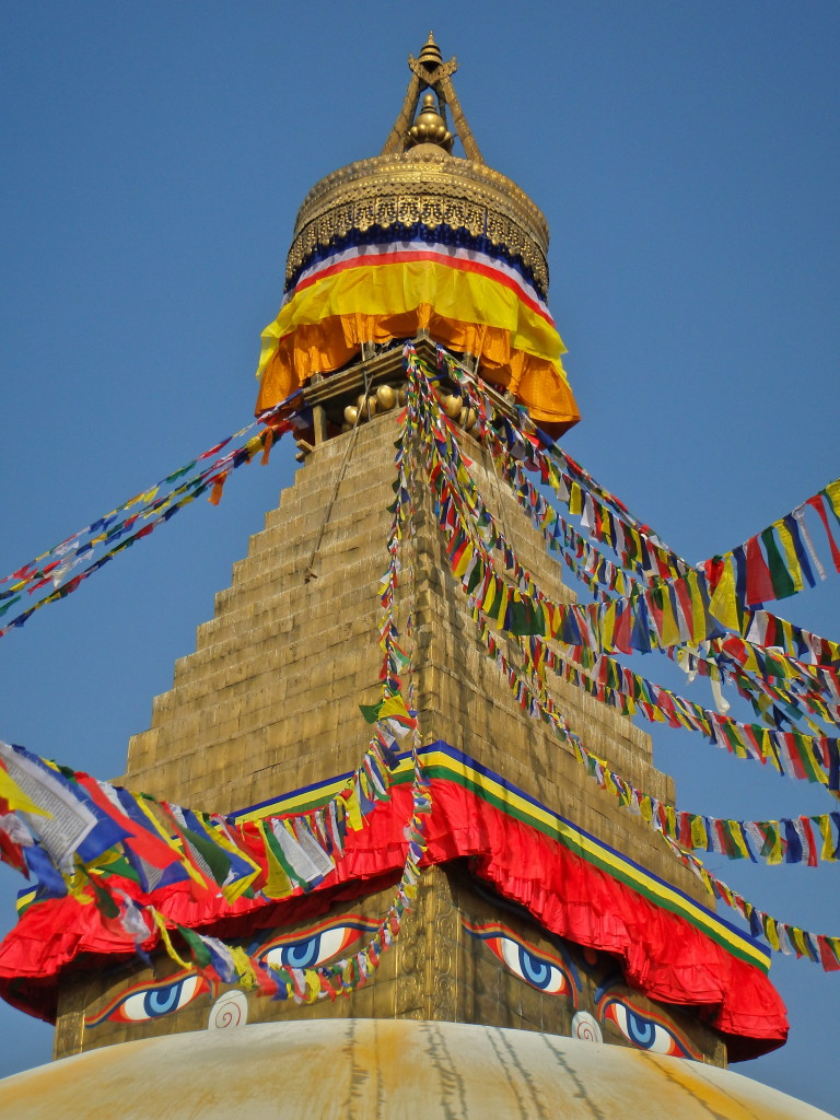 day trip to the Boudha stupa, how to get to boudha in Kathmandu valley, best temples in Nepal