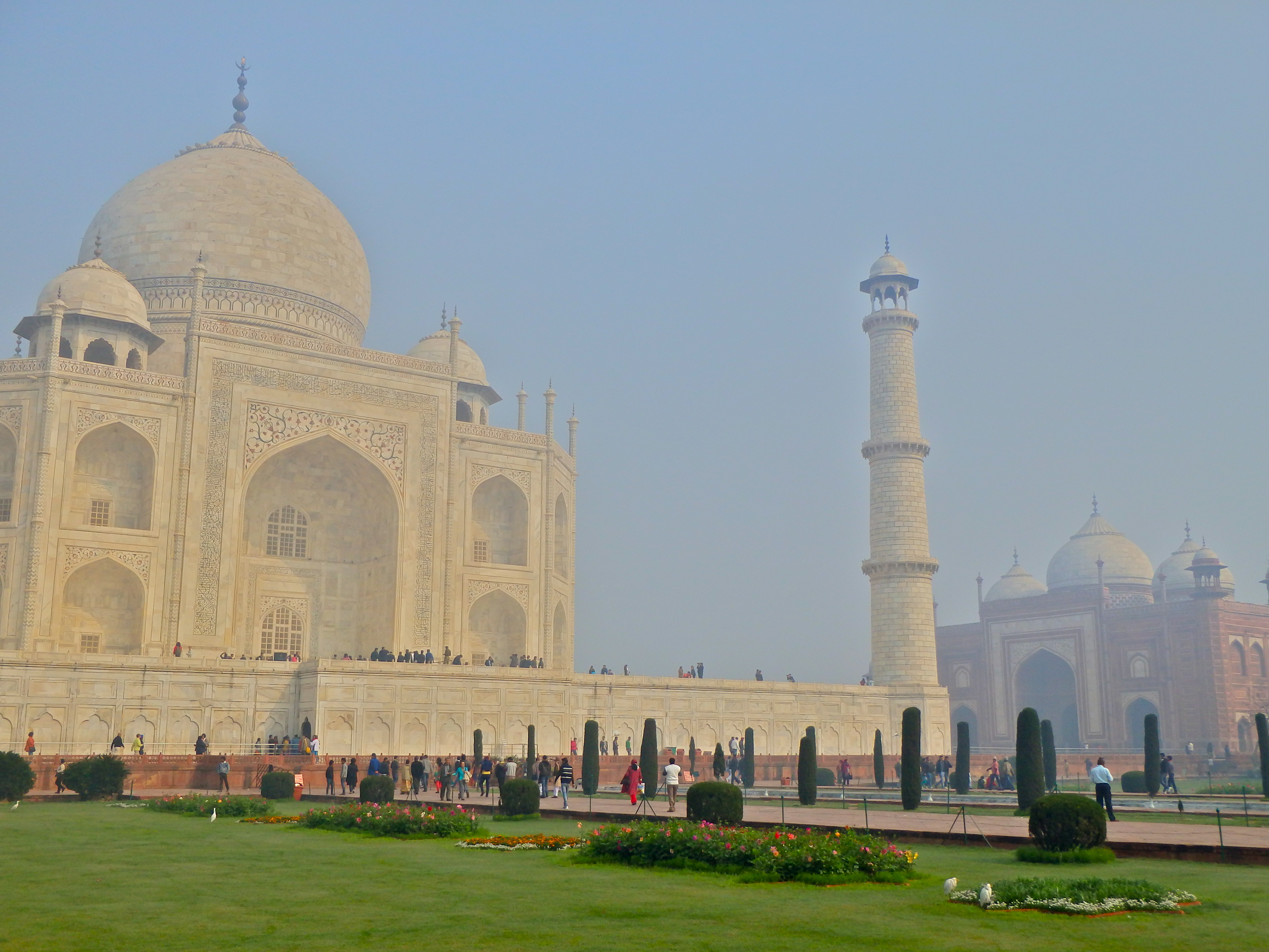 day trip to the taj mahal agra travel blog for women travellers is india safe for women