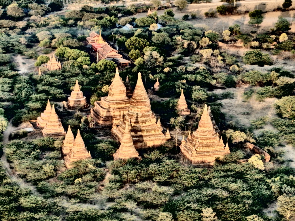 what to do in Bagan, Burma