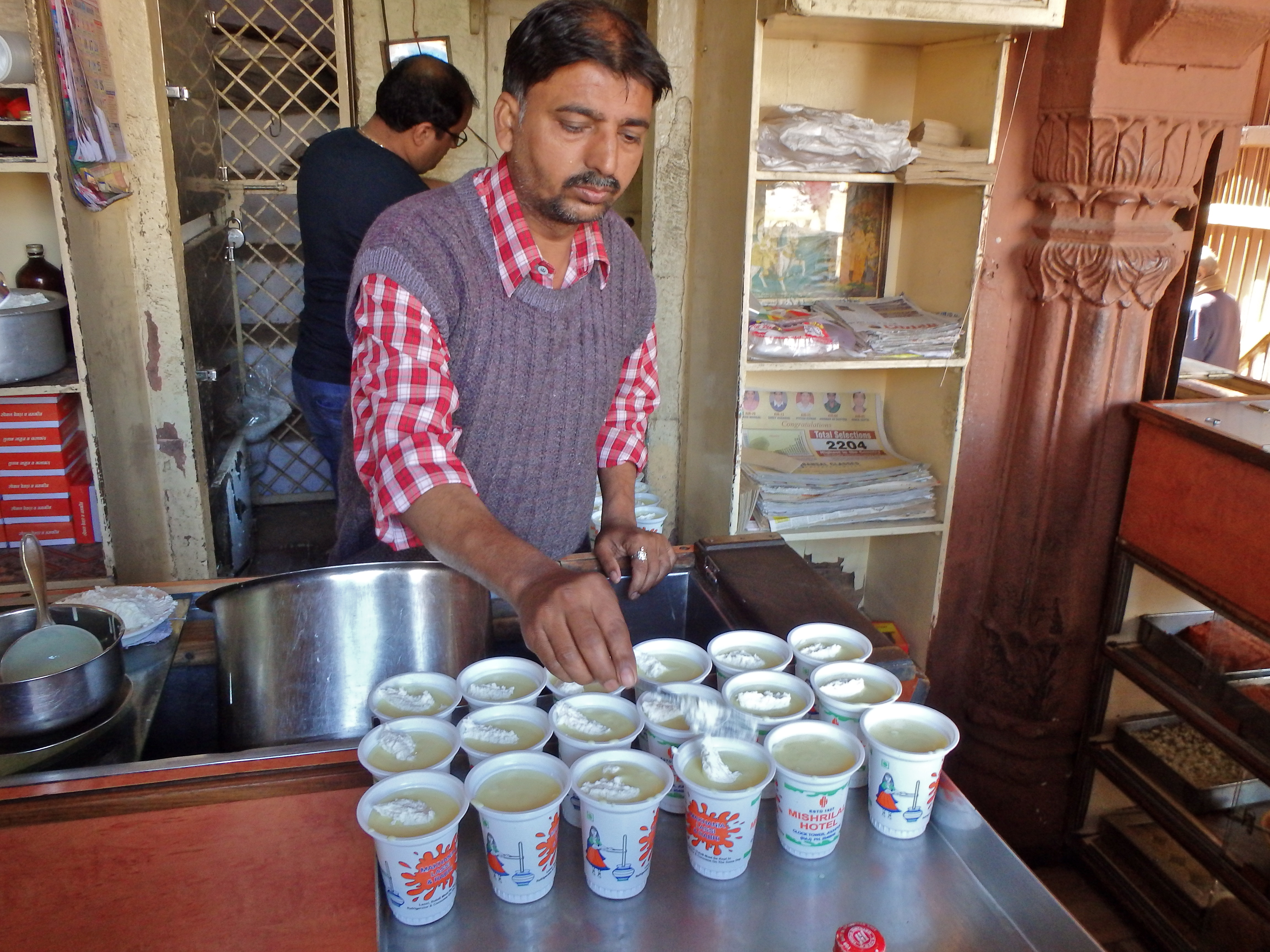 Best lassi in India, Jodhpur, India where is the best lassi in india jodhpur lassis