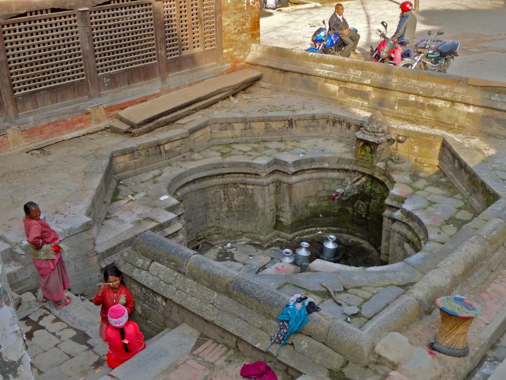 Bhatapur Bathtub, Kathmandu Valley, Nepal top sights in the kathmandu valley top activities in the kathmandu valley day trips form kathmandu