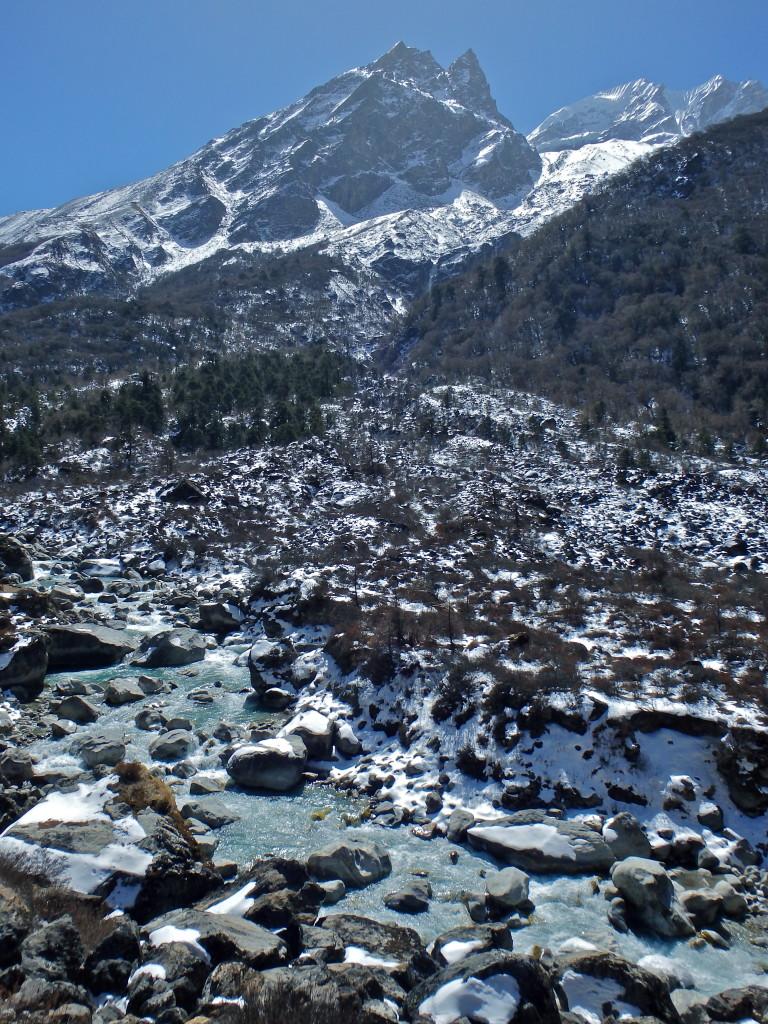 moderate trekking in nepal for women trekking the Langtang Valley Trek, Nepal travel blog for solo females