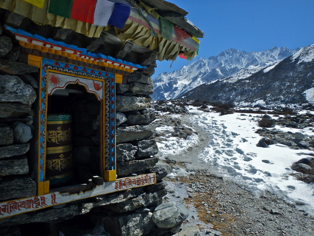 trekking in nepal himalayas hiking in nepal Langtang Valley Trek Nepal travel blog for solo female