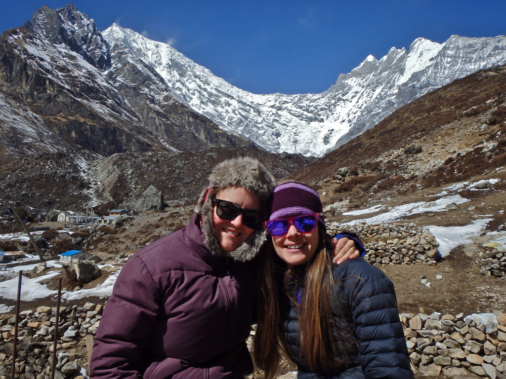 where do you stay on a trek in nepal how to hike in nepal places to hike in nepal Langtang valley hike