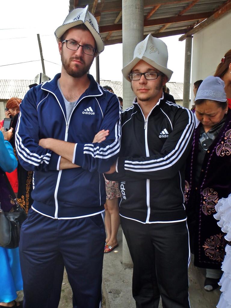 peace corps volunteers in Kyrgyzstan