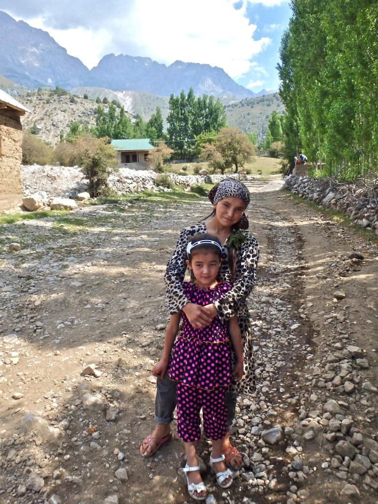 Arslanbob Kyrgyzstan, Uzbek culture
