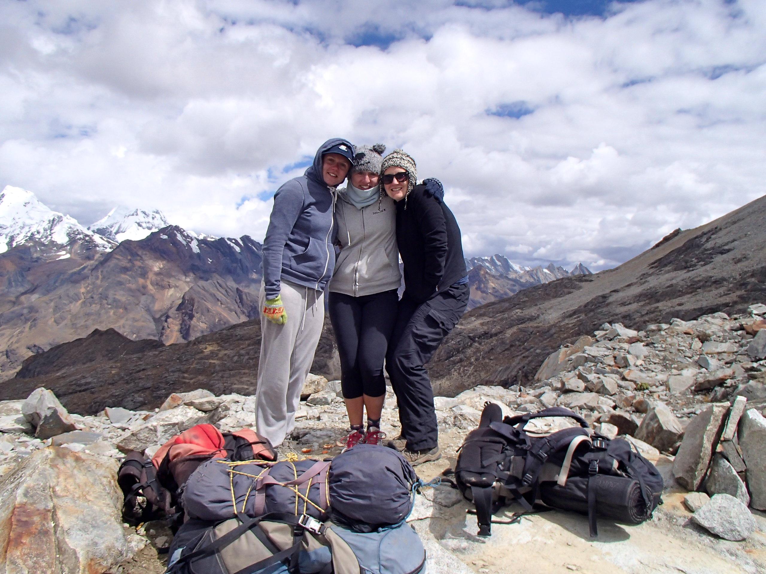 5300metres, Huaraz Peru