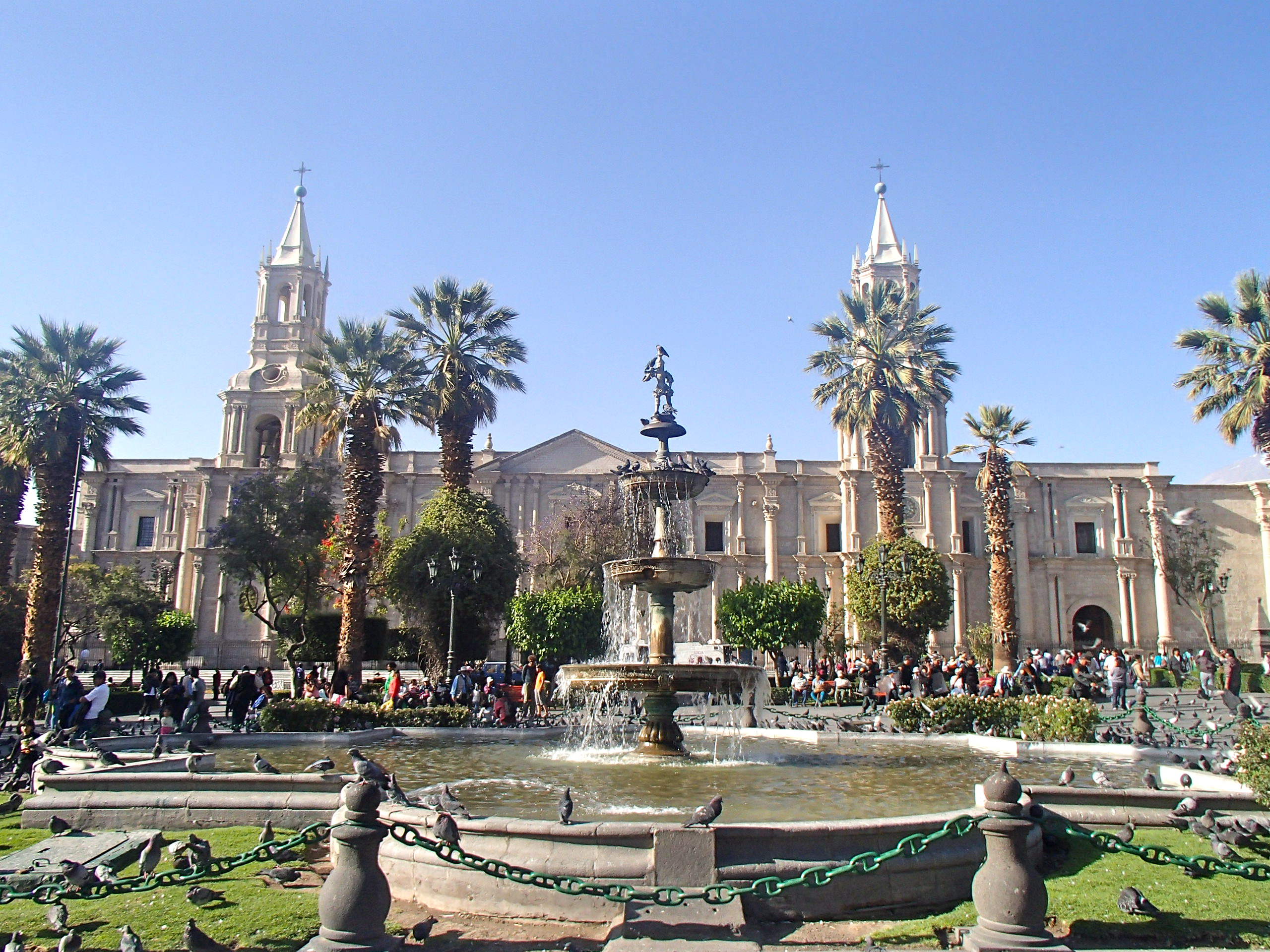 things to see in Arequipa peru city attractions in arequipa walking tour of arequipa