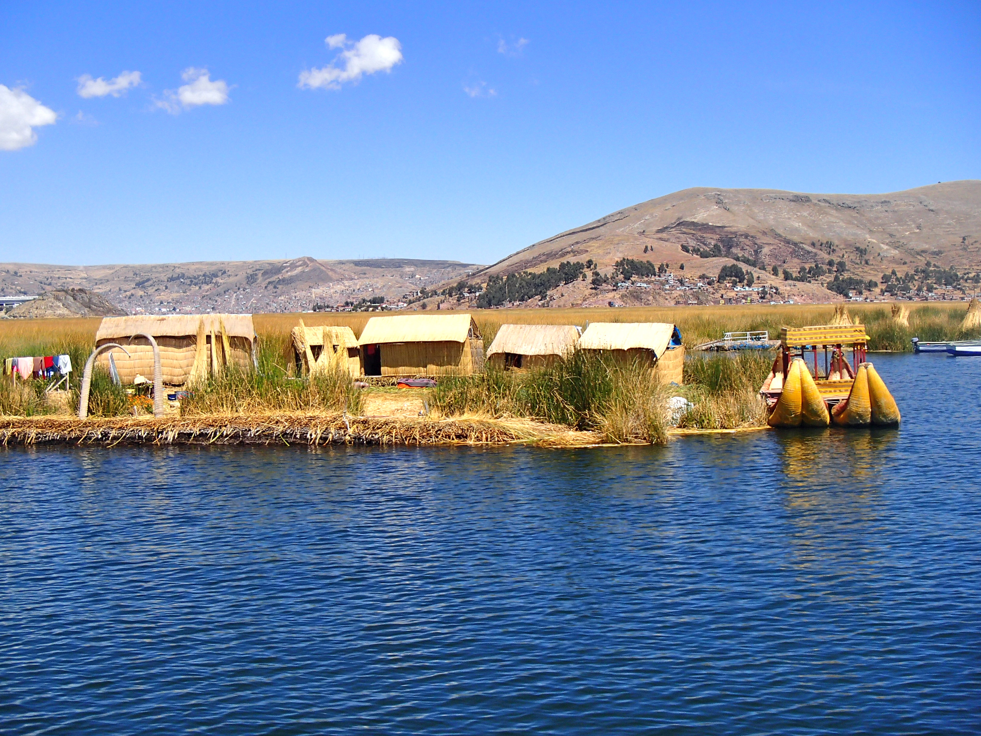 visit to Lake Titicaca Floating Islands top places to see in peru
