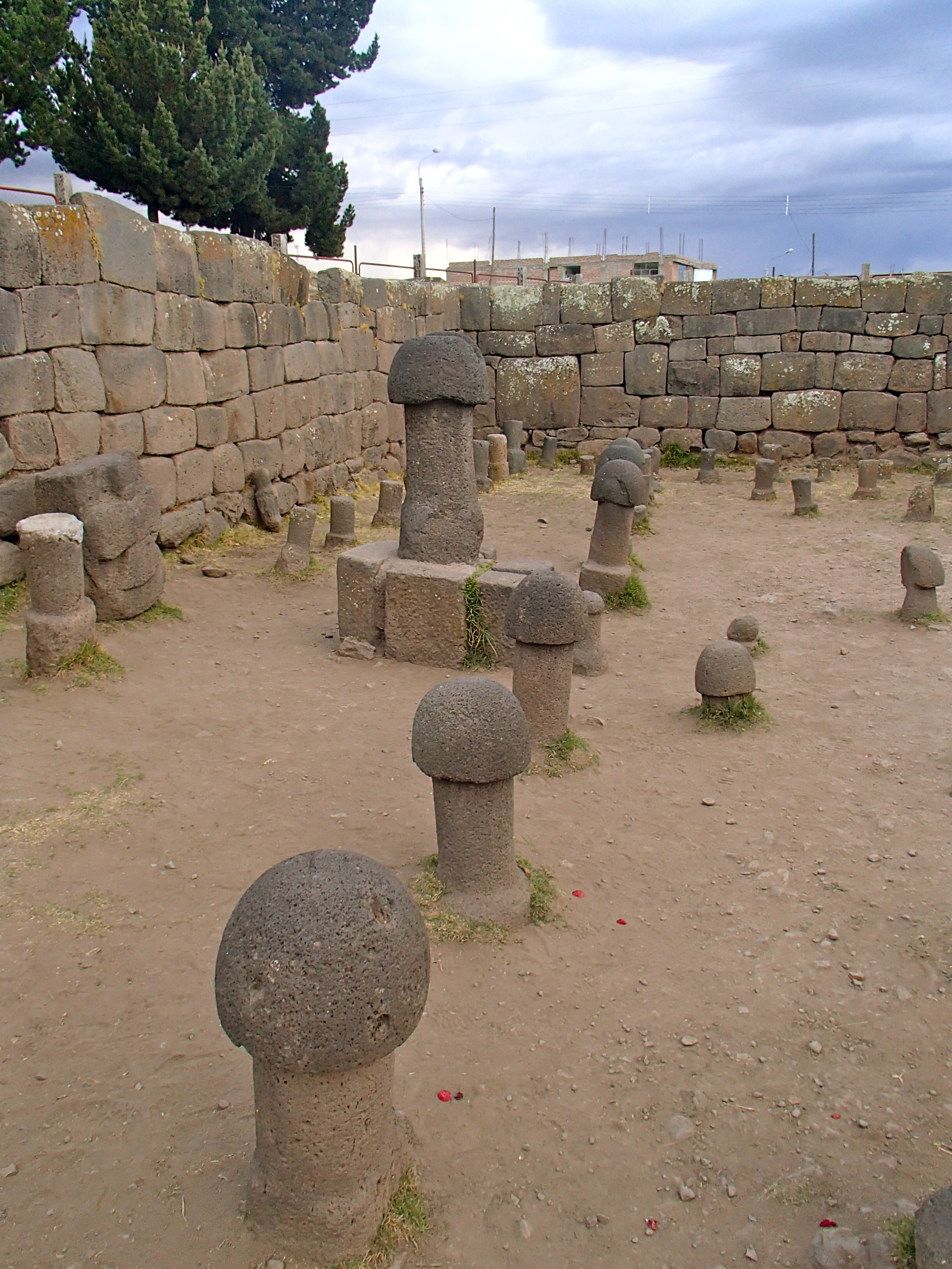 Fertility Temple, Templo de Fertilitad, Puno Peru day trips from puno peru