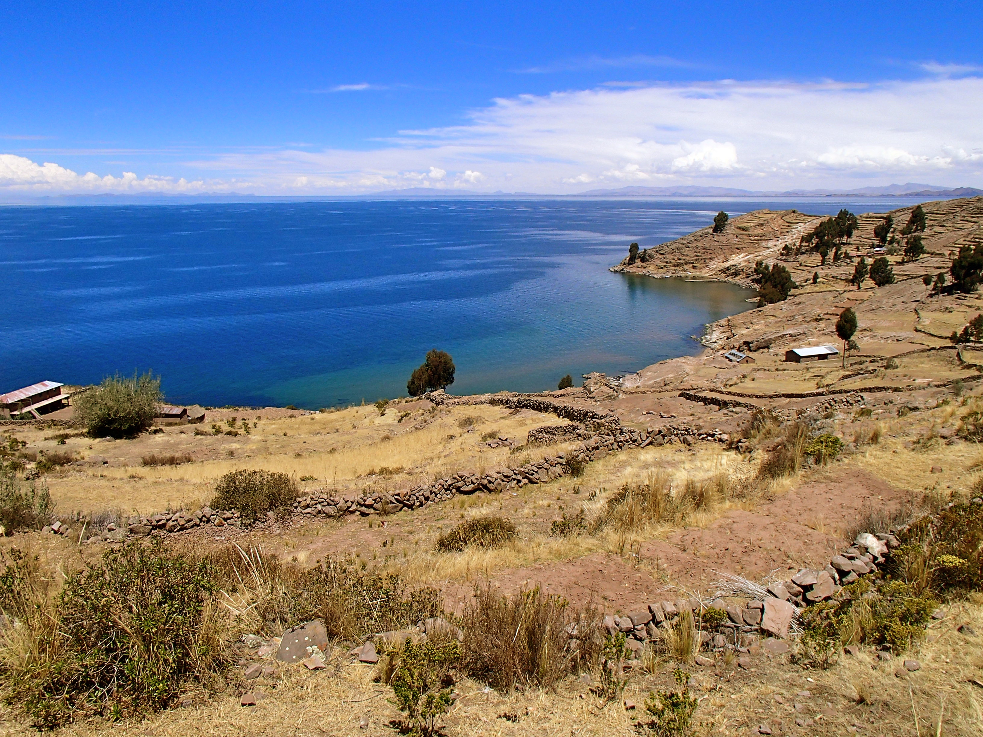 day tour to Isla Taquile, Lake Titicaca, Peru travel blogs where to go in peru