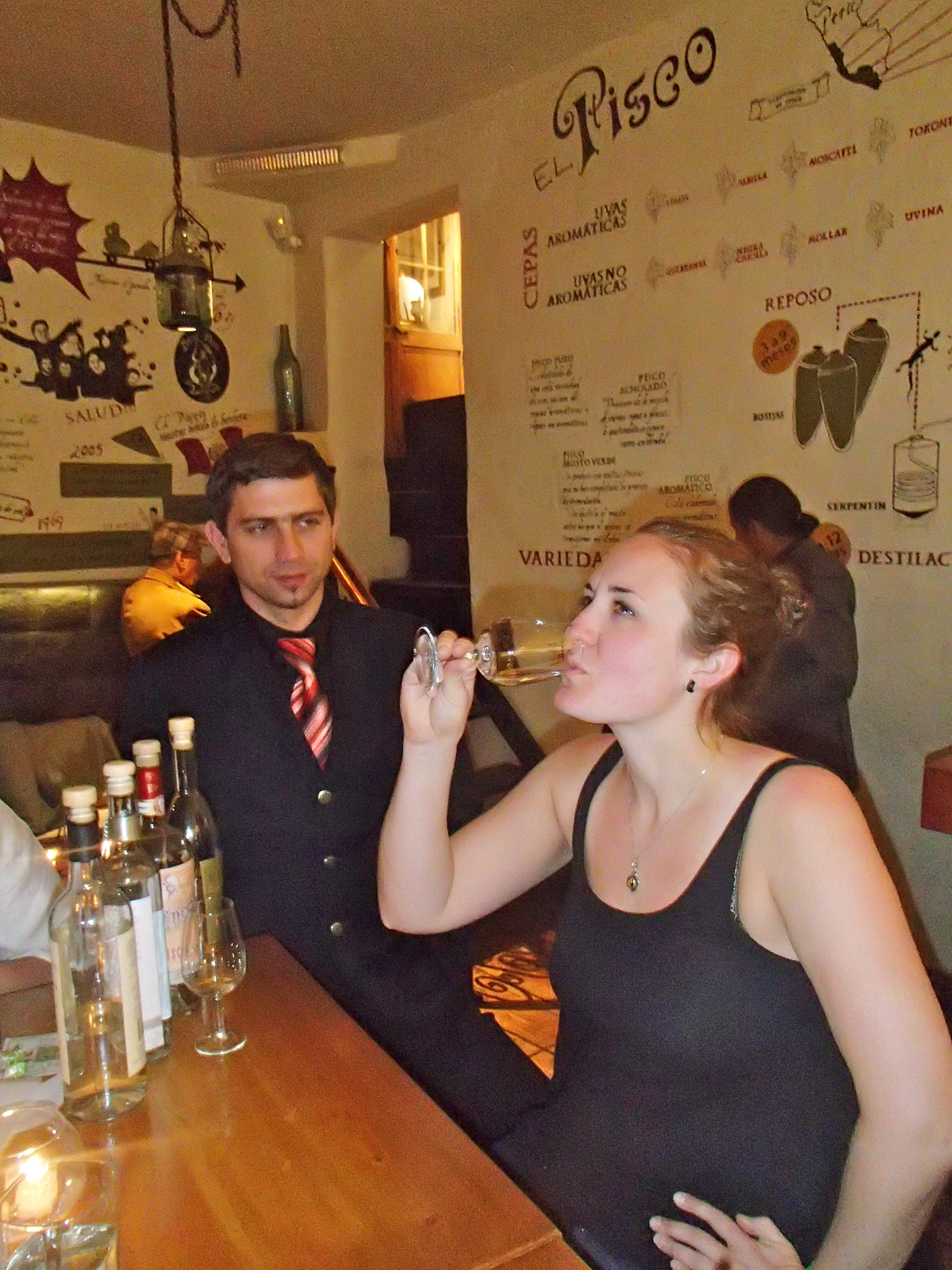 what is Pisco? best places to go in cusco peru