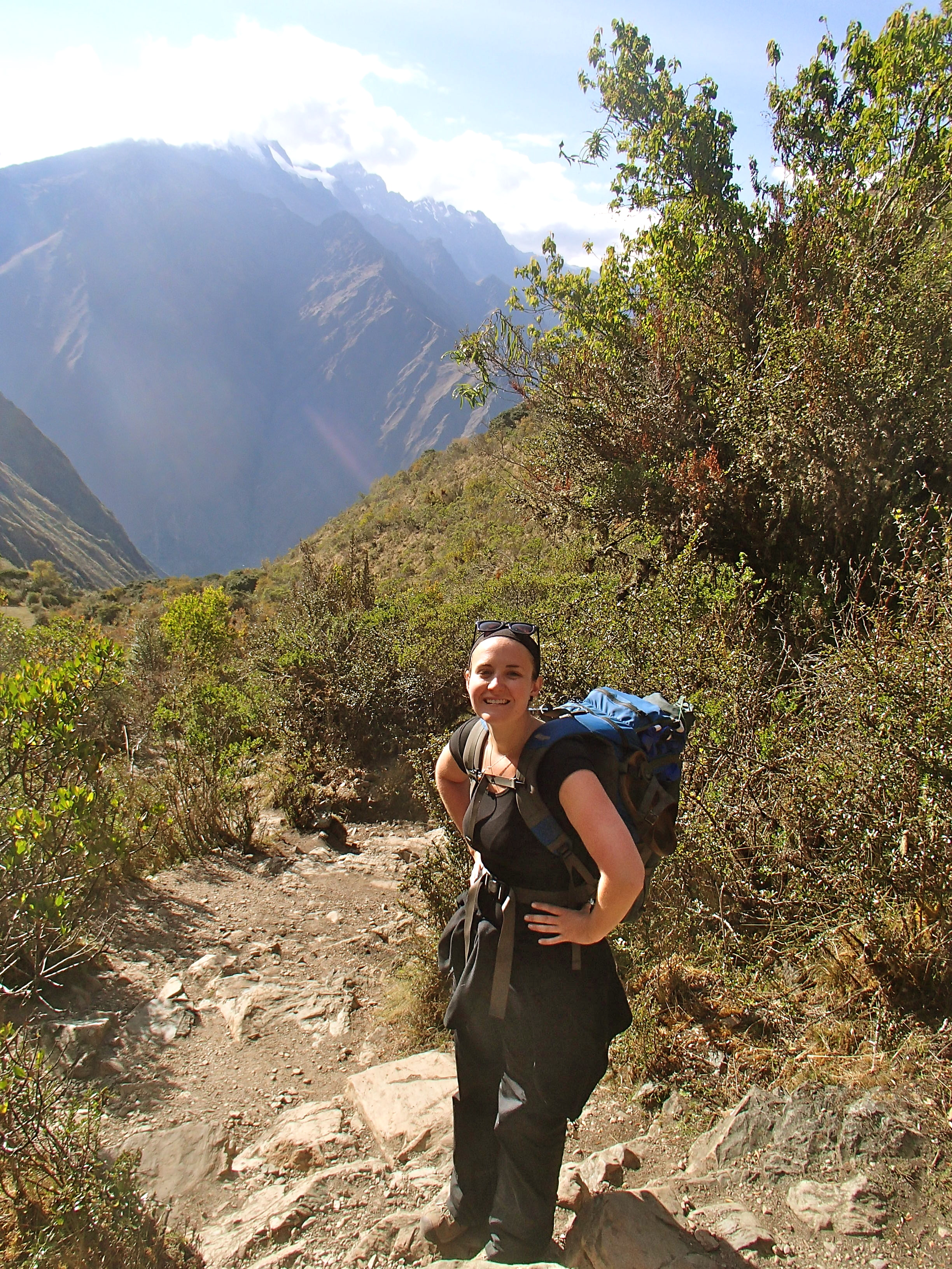 hiking the inca trail in september inca trail travel blog when is the best time to hike the inca trail