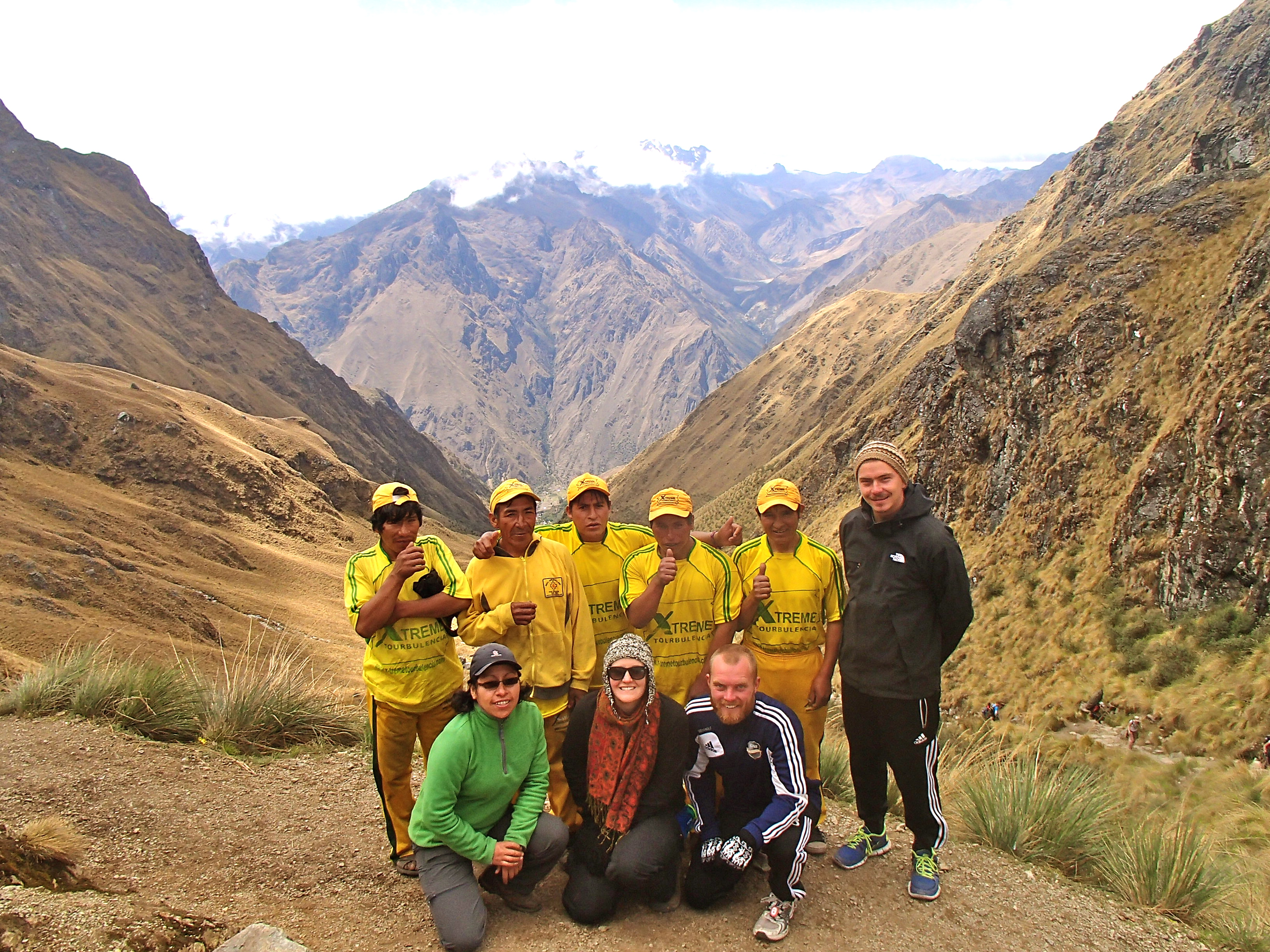 what is there to see along the inca trail?
