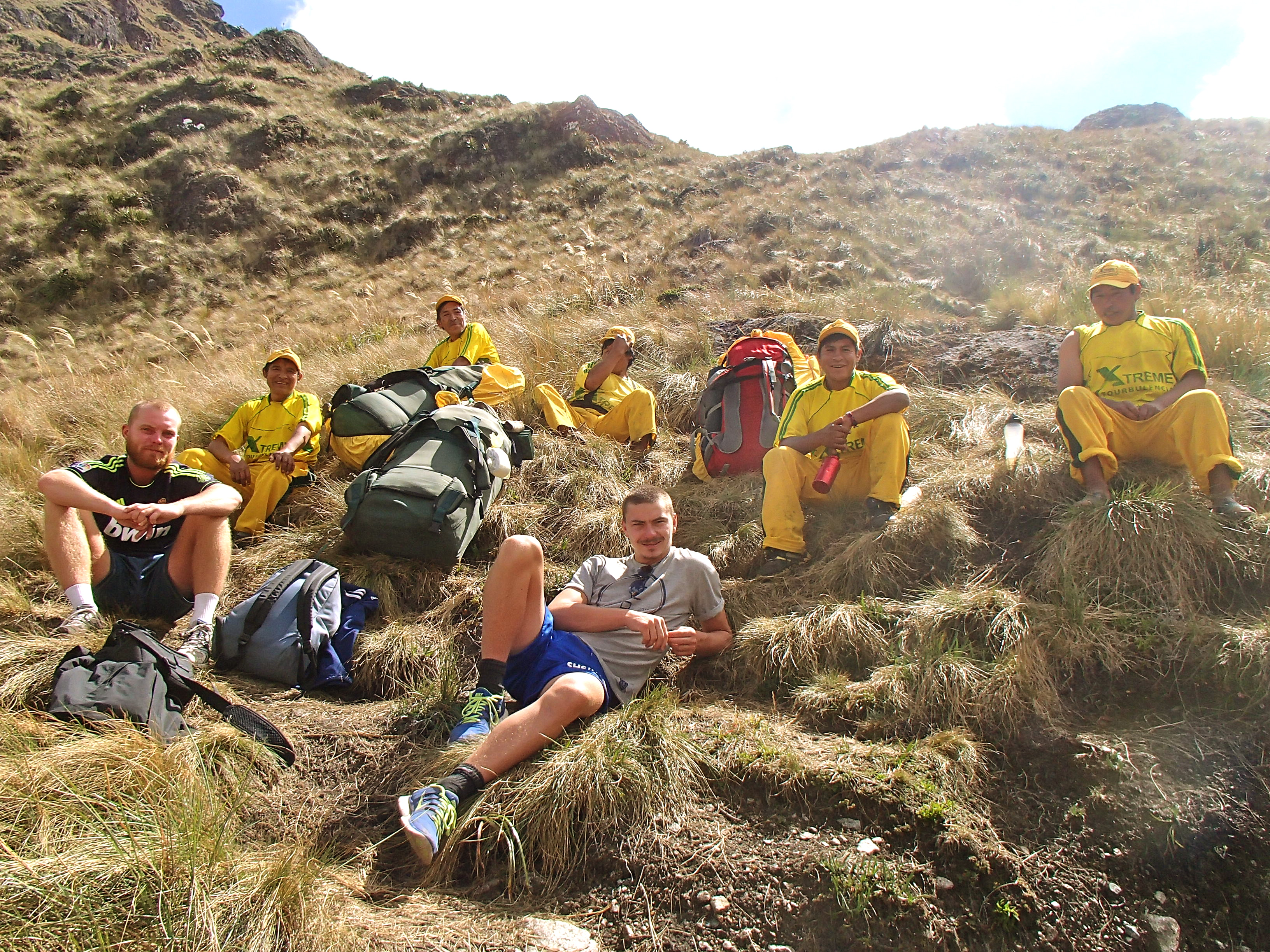 how long does the inca trail take? peru travel blog hiking in peru