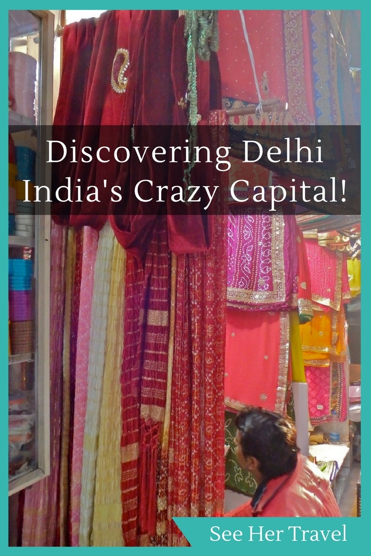 2 Days in Delhi India will immerse you fully into the sights, sounds, and tastes of this great country. Things to do in Delhi include the Red Fort, the Lotus Temple, Old Delhi markets, and a visit to some wailing religious worships!