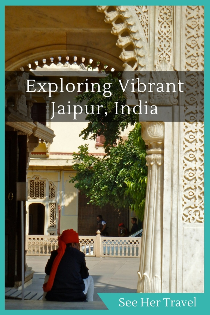 Visiting Jaipur India is like a step back to the days of the Rajasthani kings. 2 days on touring the city will bring you to Jaipur City Palace, the Jaipur Fort, and some of the best shopping in India