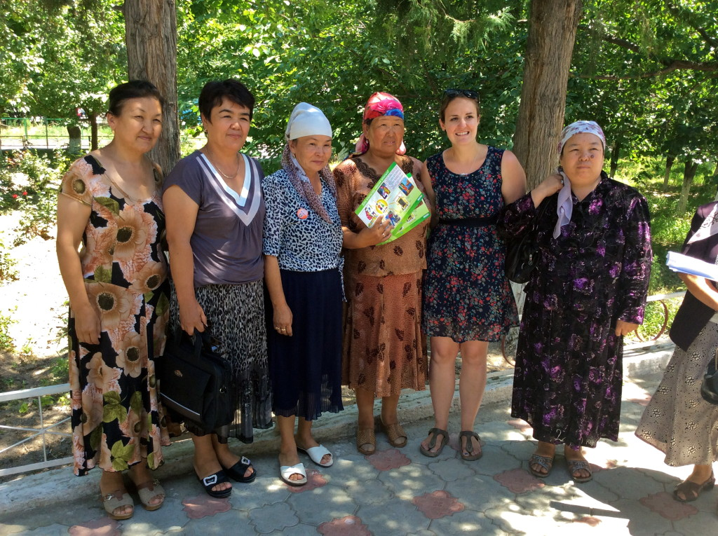life in the peace corps kyrgyzstan