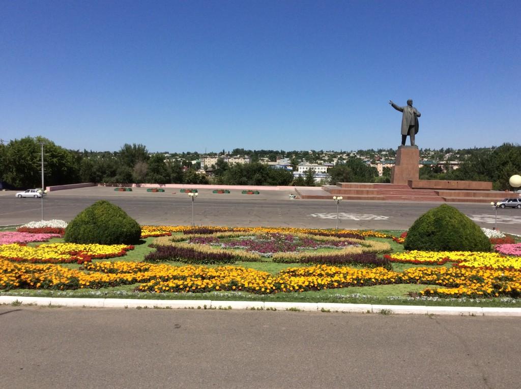 Osh City Kyrgyzstan travel to Osh