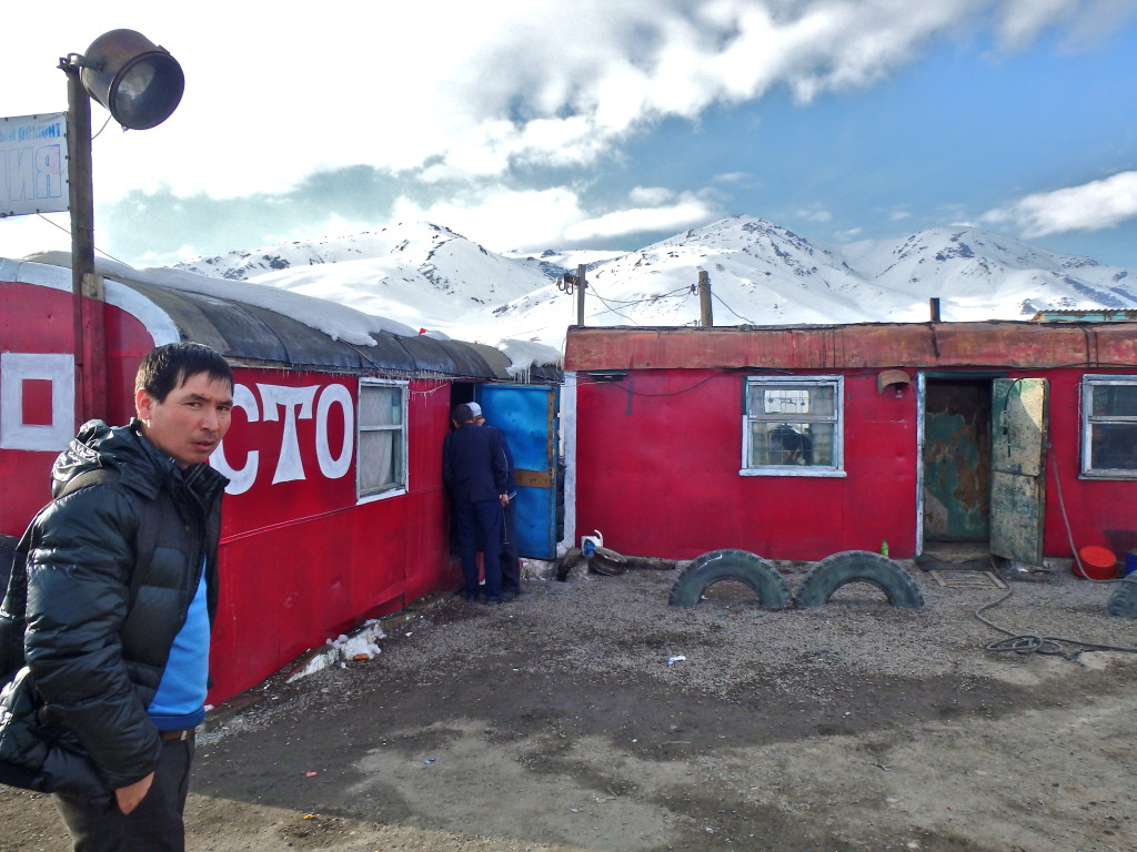 Travel in Kyrgyzstan scenery, Kyrgyzstan travel blog