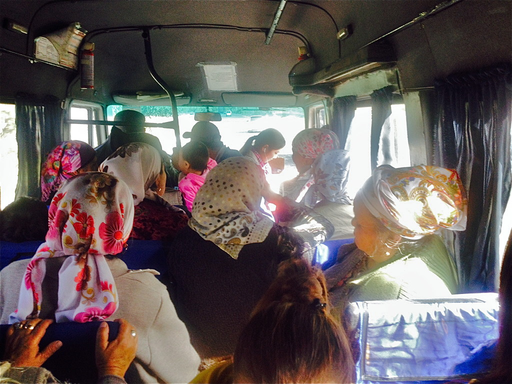 Travel in Kyrgyzstan, Kyrgyzstan transportation