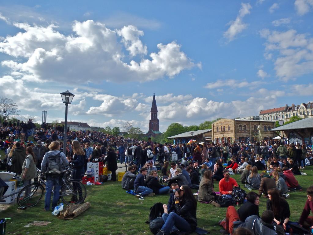 Labour Day Festival in berlin