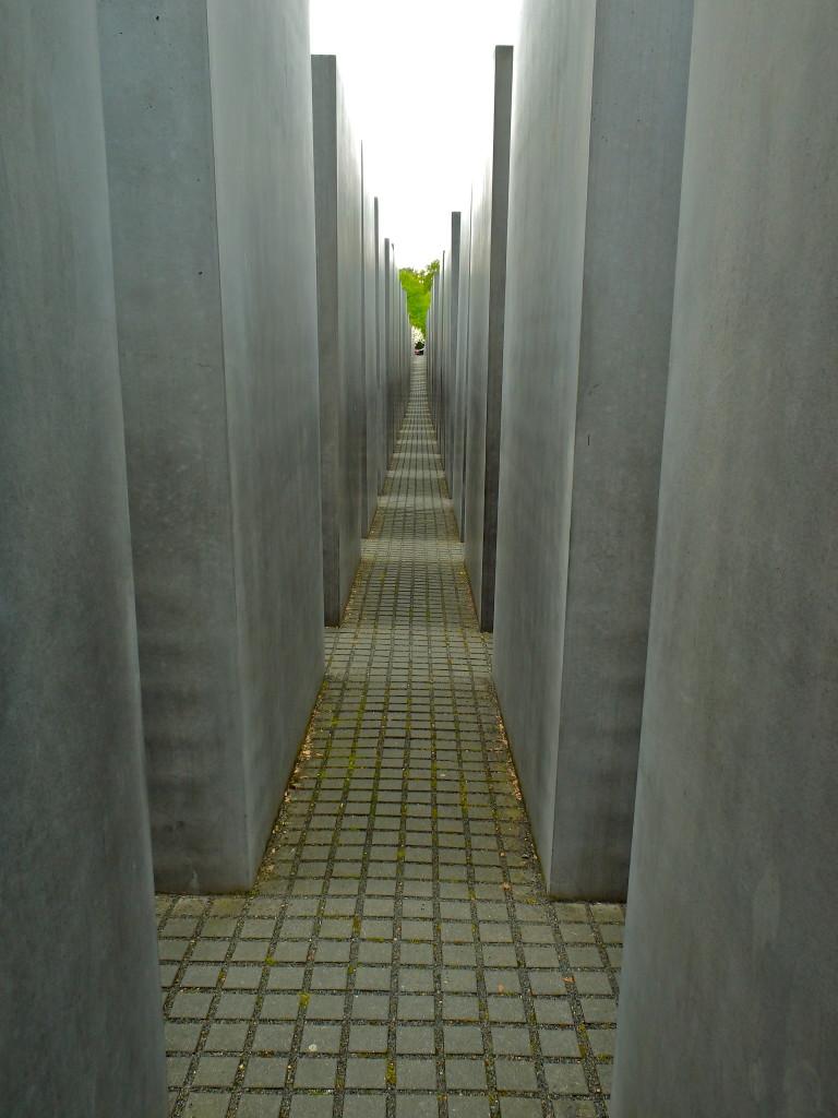 Holocaust Memorial Berlin must see attractions in berlin germany
