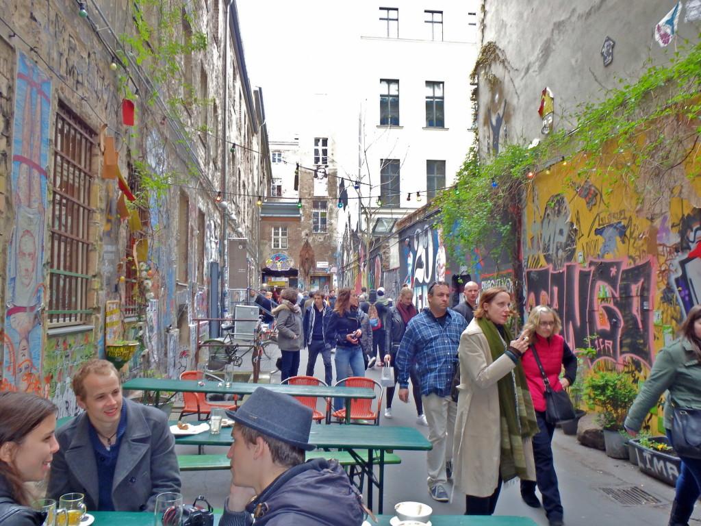 HACKESCHER MARKT top places to visit in Berlin Germany