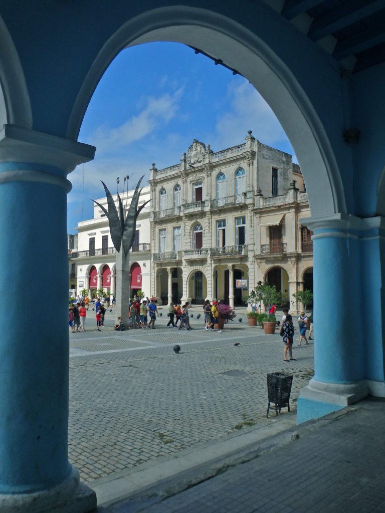 Old Havana, Cuba havana cuba travel blog for solo travel