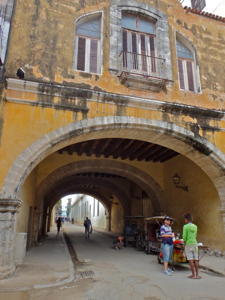 Old Havana, Cuba travel blog is cuba safe for women solo travellers?