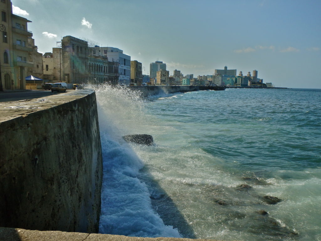 The Malecon, Havana Cuba places to see in havana best places to see in havana travel blog for female tourists