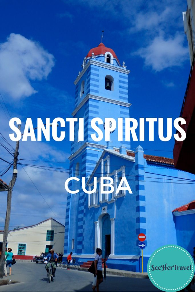 Sancti Spiritus is a quaint country town, great place to escape the tourists, eat some yummy food, and enjoy the sights and sounds of everyday Cuba!