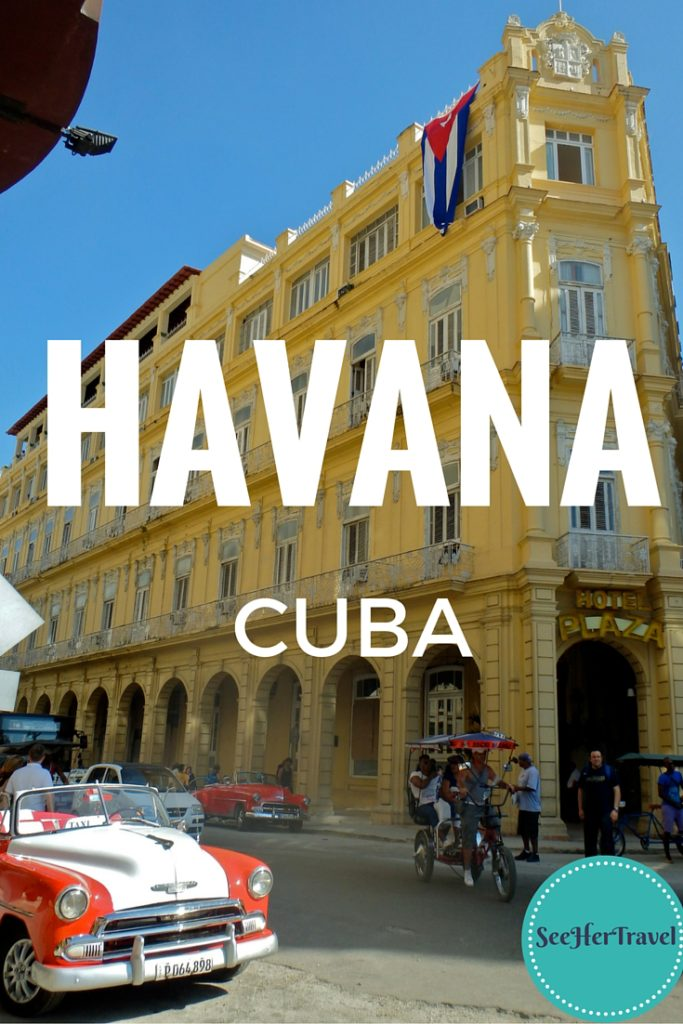 Havana Cuba is full of helpful people, who totally saved my life on this poorly planned day as an independent tourist! And I met a super cute guy! Ola!