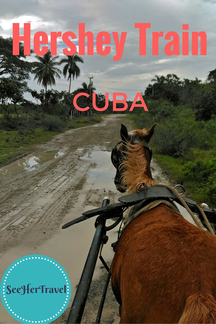 Take the Hershey Train from Havana to Playa Jibacoa for a ride from another century. Once you get to the beach, bask in the power of that mighty Caribbean!
