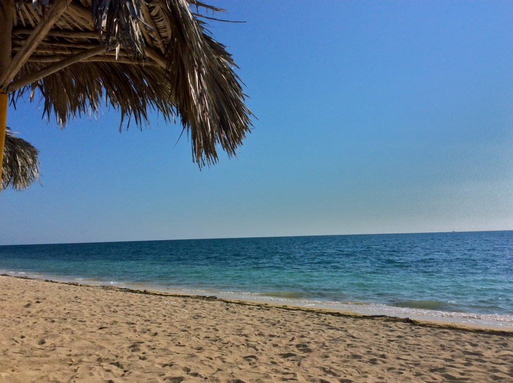 Playa Ancon day trip from trinidad day trips from trinidad cuba travel blog for solo females