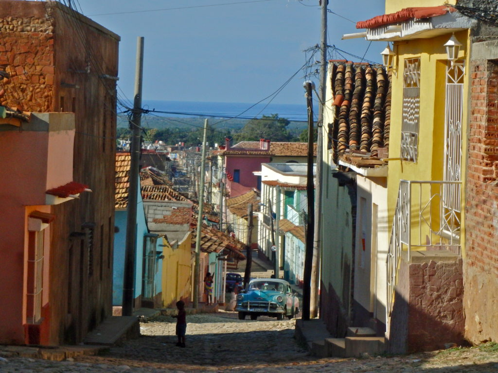 Trinidad Street Scene for photography where to take photos in cuba great places to take photos in trinidad