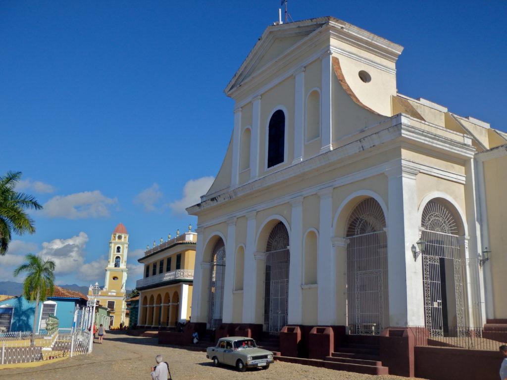 Plaza Mayor in trinidad cuba travel blog for solo women places to visit in trinidad