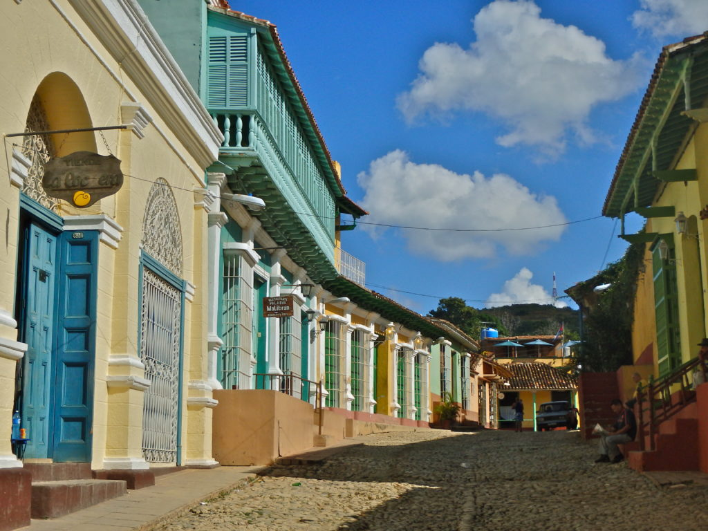 Trinidad Street Scene photography tour top places to photograph in cuba travel blogger