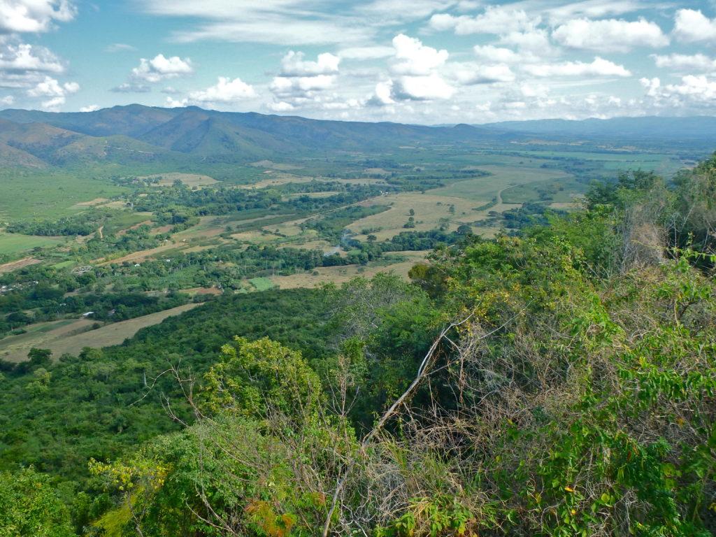 View over Trinidad from Cerro de la Vigia places to see in trinidad cuba points of interest in trinidad cuba